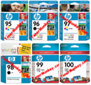 Hewlett Packard PhotoSmart 8050 Ink Cartridges